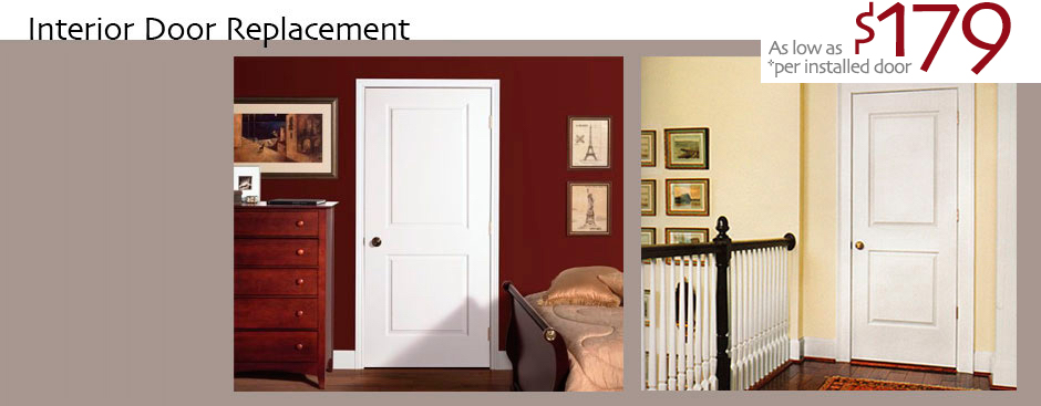 With A Wide Selection Of Interior Doors